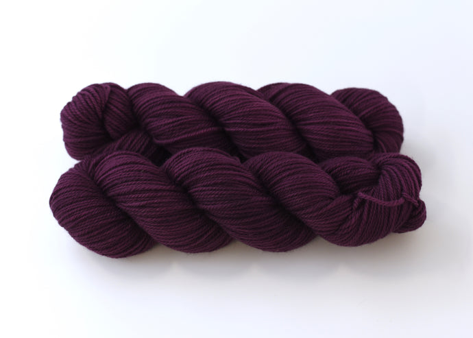 Wild Grape on Comfort DK