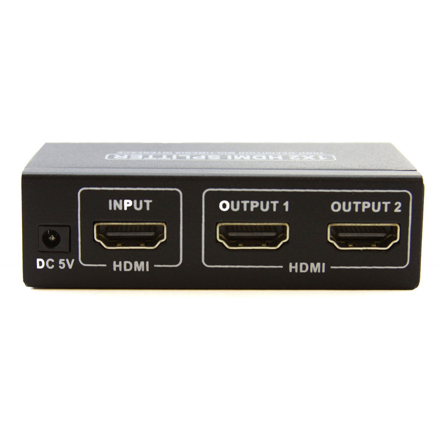 HDMI Splitter Box Support Full HD and 3D (up to 1080P 4K*2K)