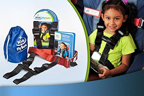 Child Airplane Travel Harness - Cares Safety Restraint System Baby Products Karina Baby Boutique