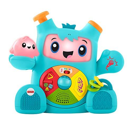 Fisher-Price Dance & Groove Rockit Children Toys Karina Baby Boutique