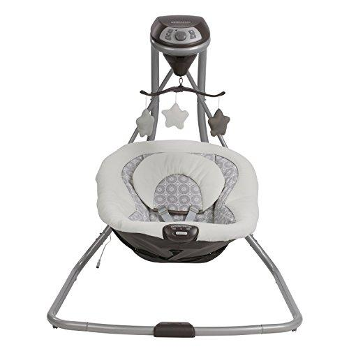 Graco Simple Sway Baby Swing, Abbington, One Size Baby Products Karina Baby Boutique