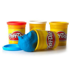 Hasbro Play-Doh pack of 4 Colors (B,O,T,N) Children Toys Karina Baby Boutique