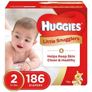 HUGGIES Little Snugglers Baby Diapers Size 2 Baby Products Karina Baby Boutique