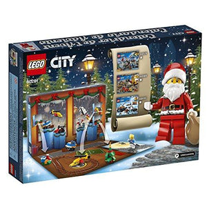 LEGO City Advent Calendar 60201, New 2018 Edition Children Toys Karina Baby Boutique