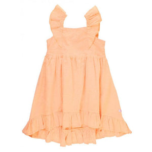 Little Girls Flowy Flutter Sleeve Summer Dress Girls Clothes Karina Baby Boutique