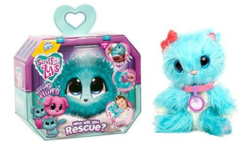 Little Live Scruff-A-Luvs – Blue Children Toys Karina Baby Boutique