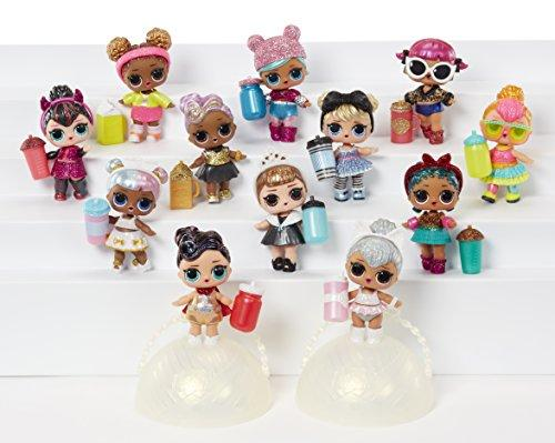 L.O.L. Surprise! Glam Glitter Series Doll Children Toys Karina Baby Boutique