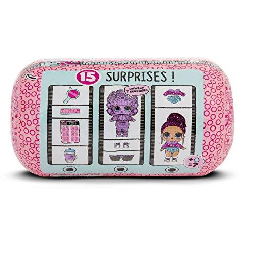 L.O.L. Surprise Under Wraps Doll- Series Eye Spy 1A Children Toys Karina Baby Boutique