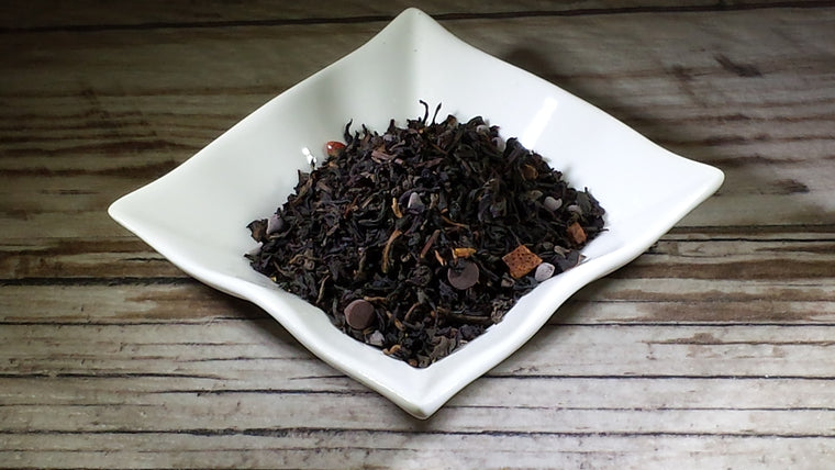 Chocolate Chai Pu Erh