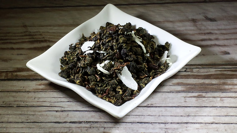 Imperial Coconut Oolong