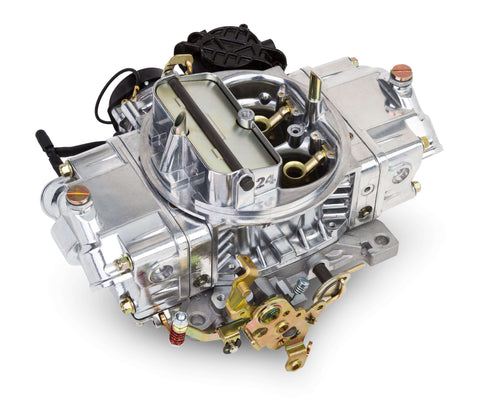 Carburetor, Holley 570 CFM Street Avenger Aluminum, Vacuum Secondaries & Electric Choke, 1966-91 AMC, Rambler, Jeep