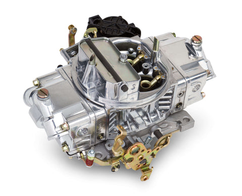 1967-1991 AMC V8 Holley 670 CFM Street Avenger Aluminum Carburetor - Vacuum Secondaries & Manual Choke