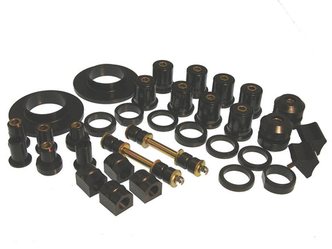 Complete Suspension Bushing Kit, Urethane, 1970-88 AMC AMX,  Concord, Eagle, Gremlin, Hornet, Javelin, Spirit - Limited Lifetime Warranty - American Performance Products, Inc.