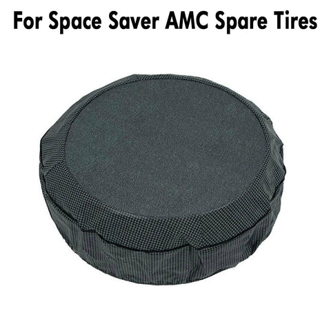 Spare Tire Cover For Spacesaver Spare,  Felt Herringbone, 1968-88 AMC - AMC Lives