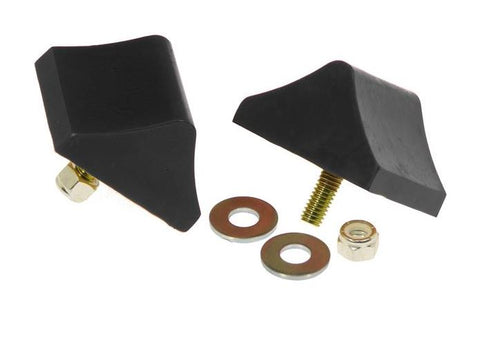 1970-1988 AMC Prothane Front Upper Control Arm Bump Stop Kit