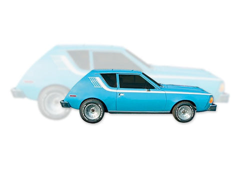 1976 AMC Gremlin Decals & Stripes Kit (7 Colors)