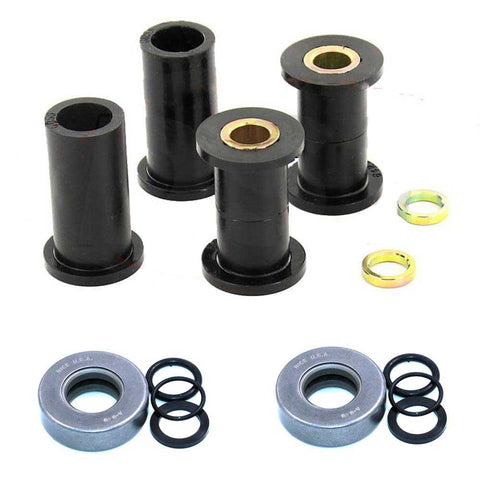 Trunnion Pivot Bushing & Bearing Repair Kit, Urethane, 1964-69 Rambler American, 1968-69 AMC AMX, Javelin