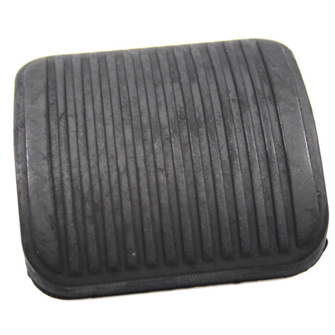 "Brake or Clutch Pedal Pad, 2.5"" Wide Pad, 1976-88 AMC Concord, Eagle, Gremlin, Hornet, Pacer, Spirit"