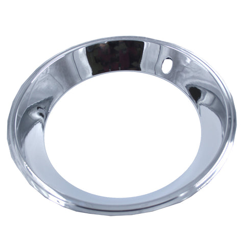 "Trim Ring, 14x6"", T-304 Stainless, 1969-74 AMC Javelin & AMX"
