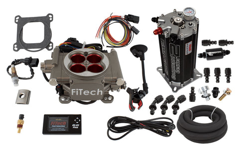 1966-91 AMC/Jeep V8 400HP 4-Barrel Self-Tuning EFI System, Master Kit
