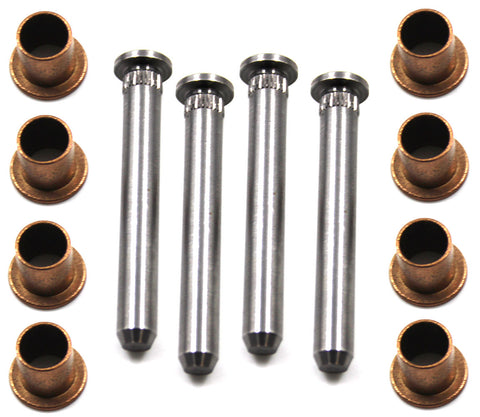 Door Hinge Pin & Bronze Door Hinge Bushing, Master Kit, 1968-74 AMC Ambassador, 1968-70 AMX, 1968-74 Javelin, 1965-67 Marlin, 1971-78 Matador 4-Door, 1967-70 Rebel,