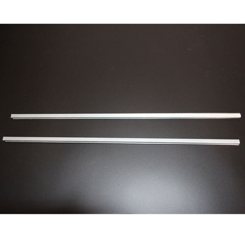 Vertical Window Channel Kit, 2-Door, 1958-60 Rambler American