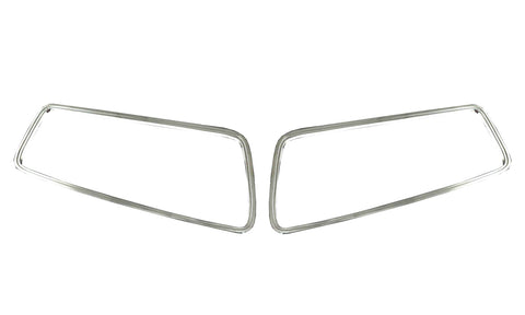 1970 AMC Javelin/AMX Chrome Ram Air Hood Bezel Kit