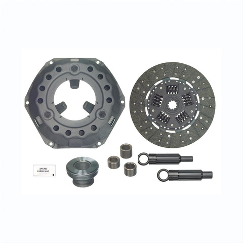 "1964-70 AMC & 1965-1977 Jeep 10.5"" 10 Spline 3-Lever Borg & Beck Style Clutch Disc Kit"