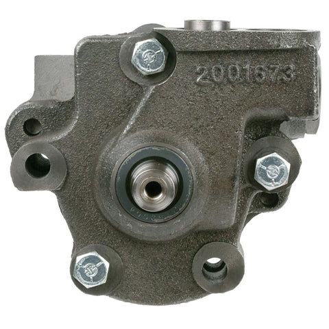 Power Steering Pump, Eaton Style for Single Pulley & Rear Mounted Pump, Remanufactured, 1968-72 AMC V-8 (See Applications)