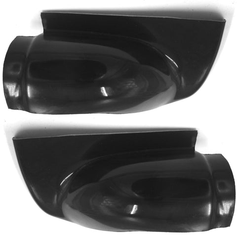 Fiberglass Trendsetter End Cap Set, Right & Left, 1968-74 AMC AMX, Javelin, Javelin AMX