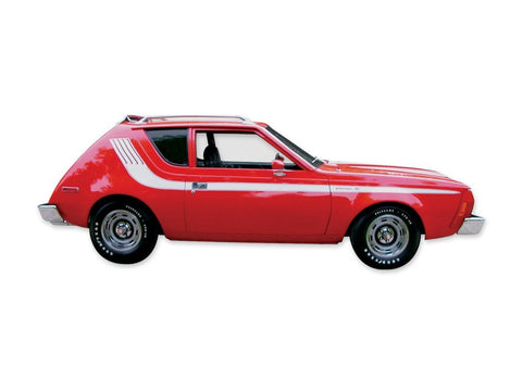 1973-1975 AMC Gremlin X Decals & Stripes Kit (6)