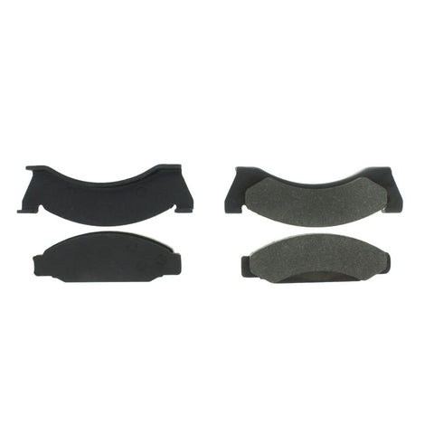Brake Pads, Semi-Metallic, Front Disc, 1976-81 Concord, Eagle, Gremlin, Pacer, Spirit - AMC Lives