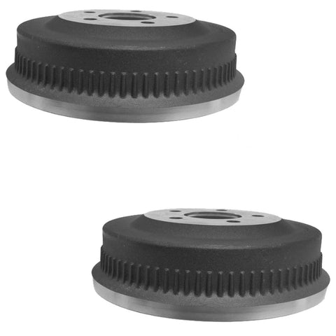 Brake Drums, Rear, Set of 2, 1980-88 AMC Eagle (See Applications)