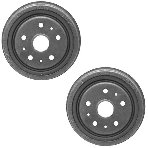 "Brake Drums, Rear 9"", Set of 2, 1959-72 AMC, Rambler with 9""x2"" Rear Brakes (See Applications)"