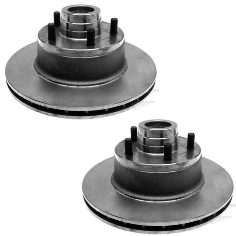 Brake Rotors, Front Disc, Set of 2, 1979-83 AMC (Except 4 Cylinder, See Applications)