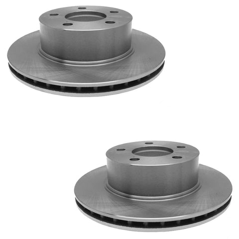 Brake Rotors, Front Disc, Set of 2, 1980-88 AMC Eagle, 1984-89 Jeep (See Applications)