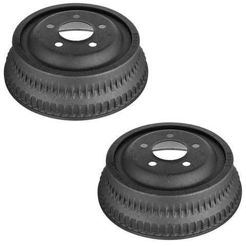 "Brake Drums, Rear 10"", Set of 2, 1960-76 AMC, Rambler, 1991-03 Jeep (See Applications)"