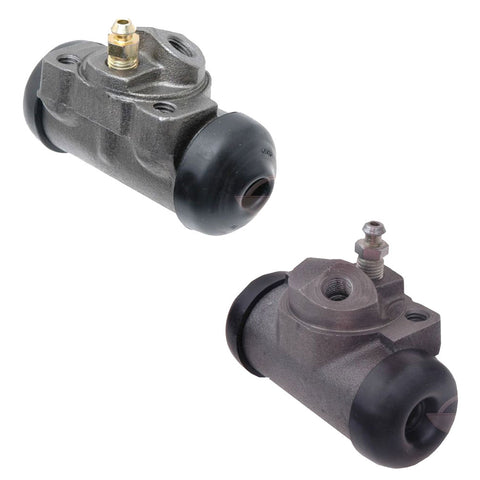 "Brake Wheel Cylinders, Rear Bendix Style 7/8"" Bore w/3/8"" Bleeder Screw, Set of 2,  1960-78 AMC, Rambler, 1976-99 Jeep, Hudson, Nash (See Applications)"