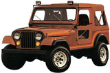 Decal and Stripe Kit, Factory Authorized Reproduction, 1985-86 AMC Jeep Renegade (3 Multi-Colors)