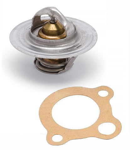1966-1991 AMC V-8 & Inline 6 High Flow Thermostat Kit (3 versions)