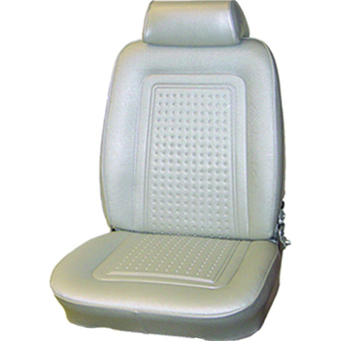 1969 AMC AMX Legendary Auto Interiors Bucket Seat Covers (4 Colors)