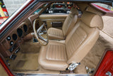 1969 AMC AMX Bucket Leather Style Seat Covers (2 Colors)