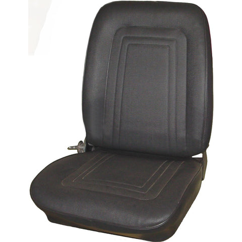 1969 AMC Javelin Legendary Auto Interiors Bucket Seat Covers (5 Colors)