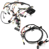Dash & Engine Compartment Wiring Harness, 1970 AMC AMX, Javelin V-8 (4 Variations)