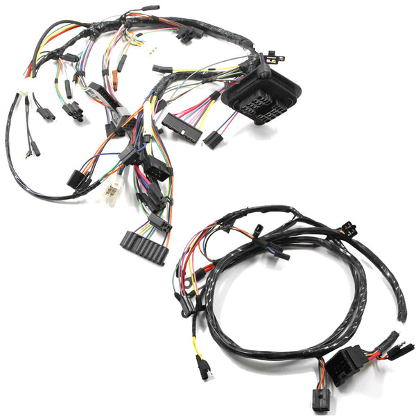 Dash & Engine Compartment Wiring Harness, 1969 AMC AMX, Javelin V-8    American Performance Products, Inc.AMC Lives