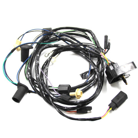 Forward Lamp Wiring Harness, 1972 AMC Javelin, Javelin AMX