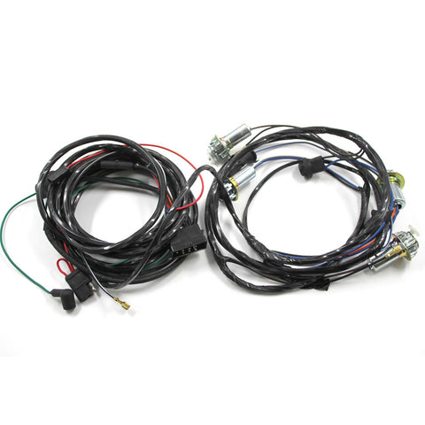 Rear Lamp Wiring Harness, 1972 AMC Javelin, Javelin AMX