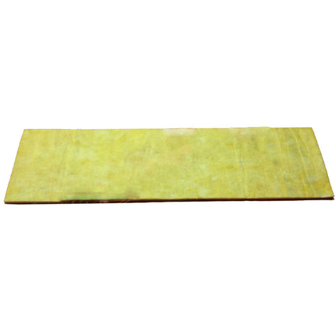 Hood Insulation Pad, Yellow, 1957 Nash, Rambler, Rebel