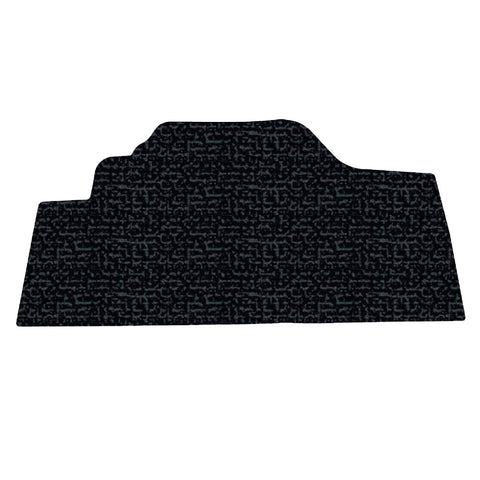 1970-73 AMC Ambassador, Matador, Rebel Herringbone Rubber Trunk Mat