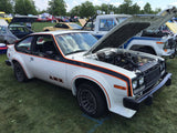 1979-1980 AMC Spirit AMX 3 Color Stripe & Decal Complete Kit (2 Colors)